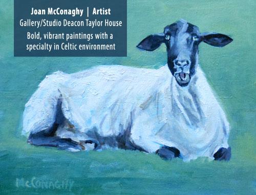 Joan McConaghy