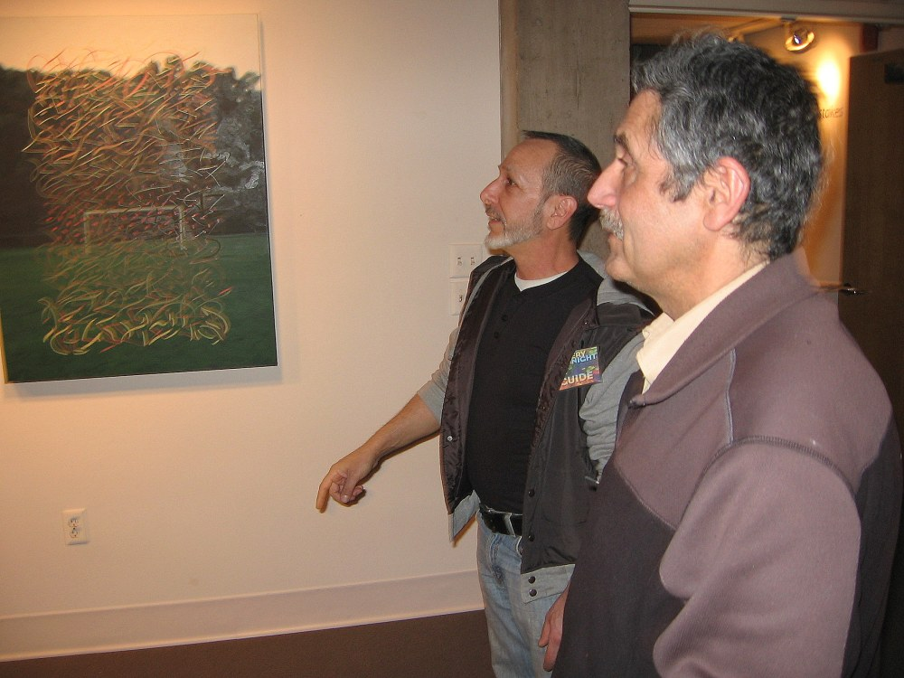 How To Do Gallery Night Providence (4/4)