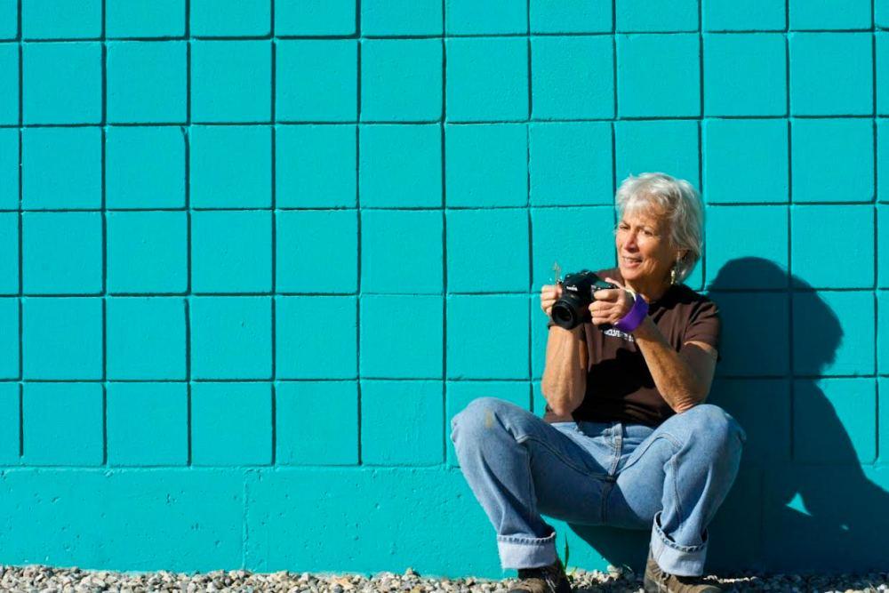 Linda Handel at BankRI, Pitman St. (1/2)