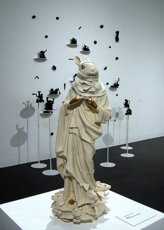 NCECA, Gallery Night Providence, Bell Gallery
