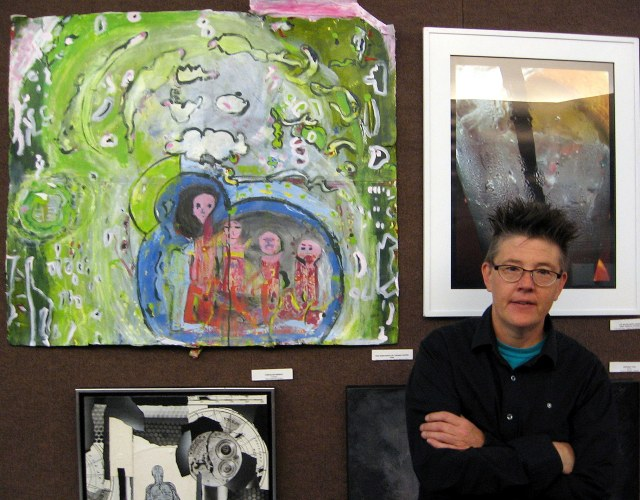 URI Feinstein Gallery, Gallery Night Providence