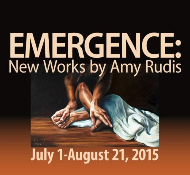 Emergence: New Works By Amy Rudis