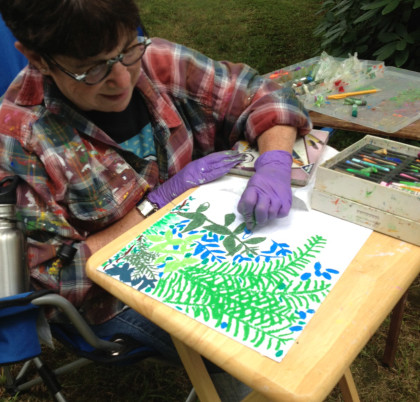About Gallery Night, August 20, 2015 (1/4)