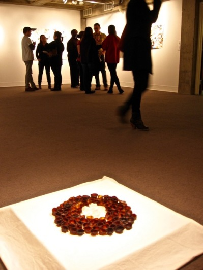 Gallery Night Providence, Chazan Gallery, Wheeler School