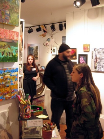 Gallery Night Providence, Gallery Z