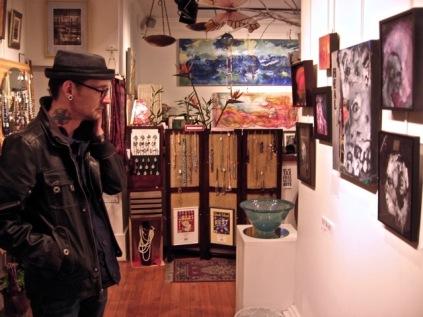 Gallery Night Providence, Gallery Z