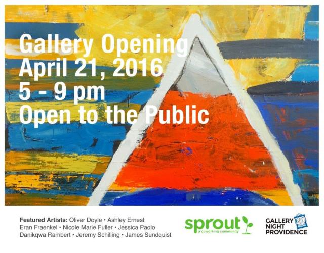 Sprout RI, Gallery Night Providence