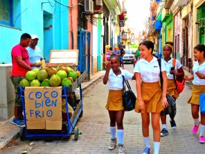 Cuba Inside and Out on Gallery Night Providence at The URI Feinstein Providence Campus Gallery